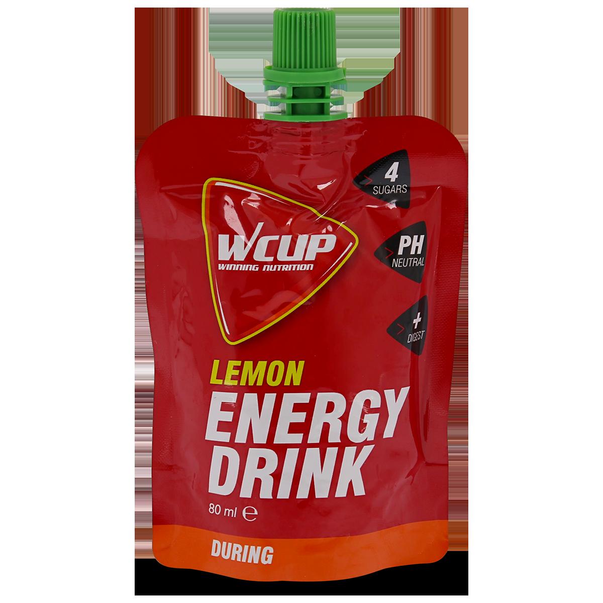 Energy Drink Lemon