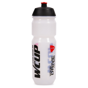 Bidon 750ml Transparant