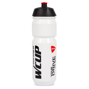 Bidon 750ml White