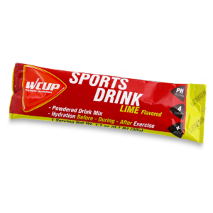 Sports Drink Lime Single Serve