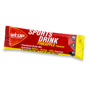 Sports Drink Pineapple Single Serve