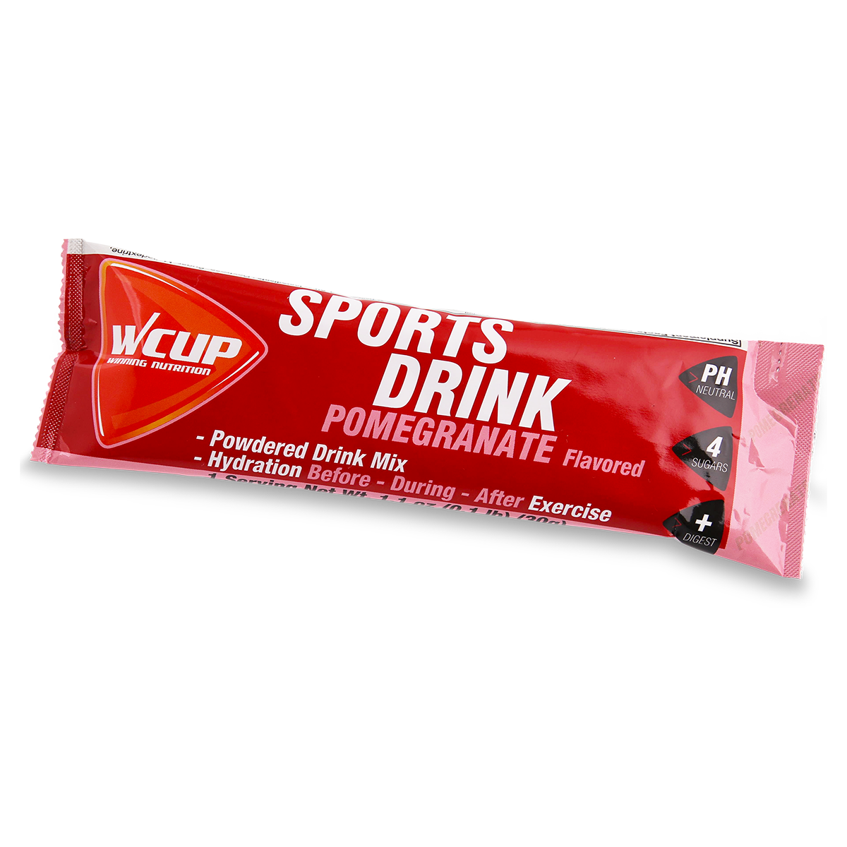 Sports Drink Pomegranate Single Serve