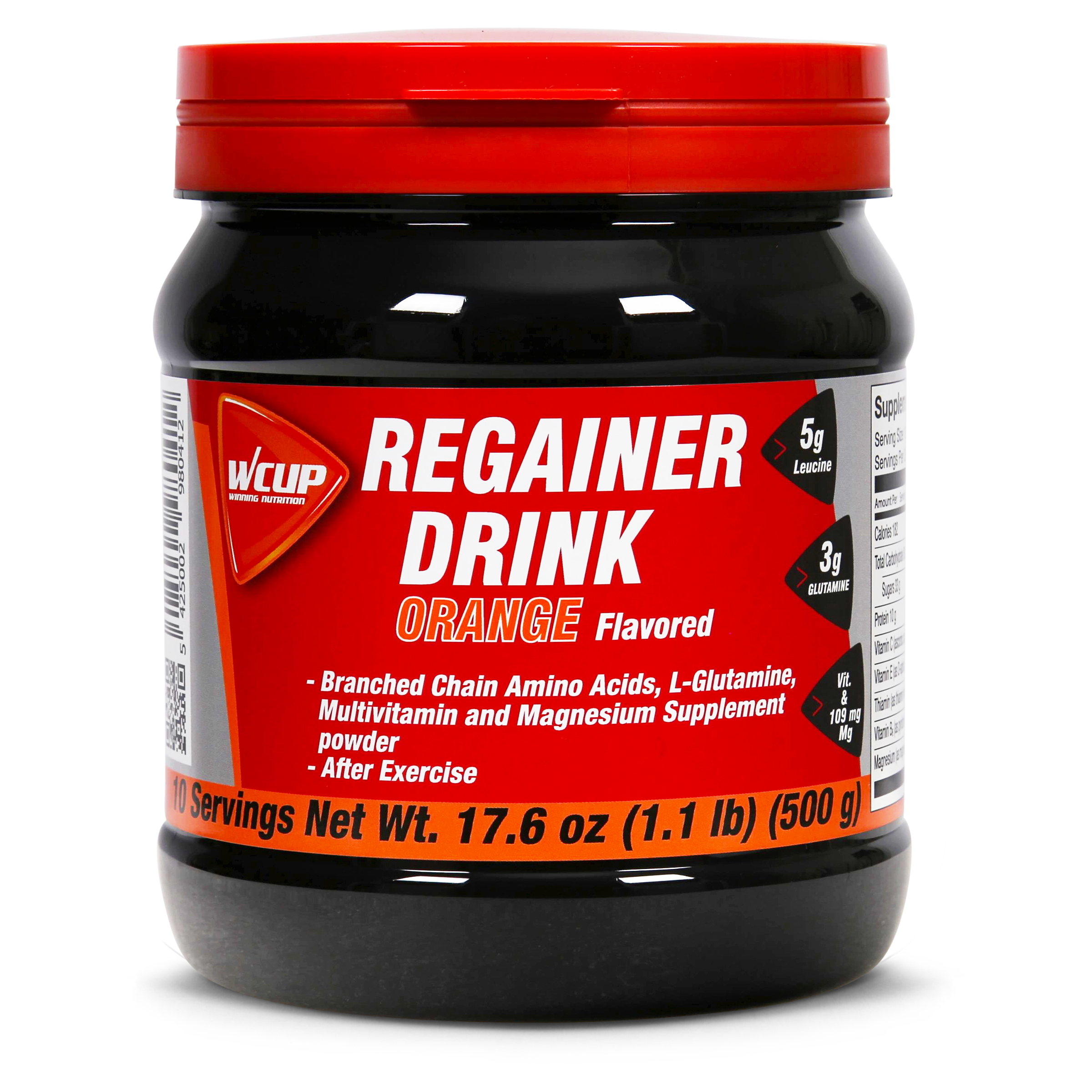 Regainer Drink Orange