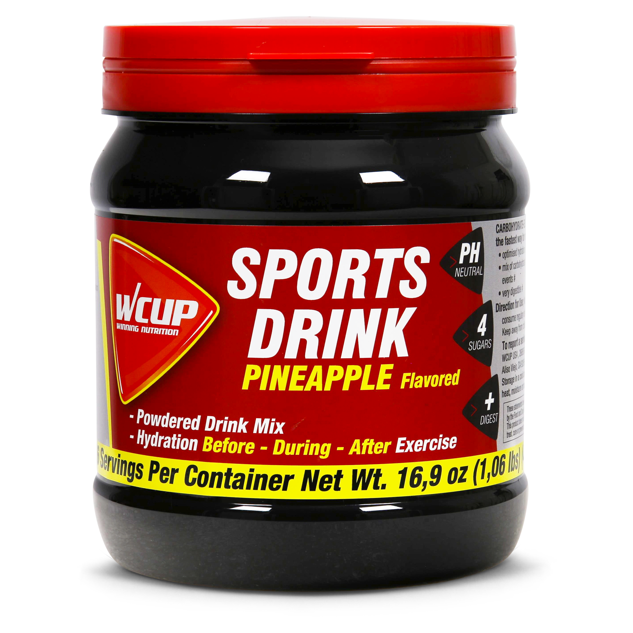 Sports Drink Pineapple